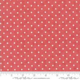 Moda Fabrics 3 Sisters Poetry Cut to Length - Rose 1