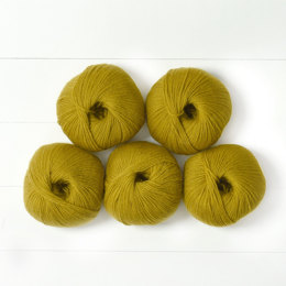 Classic Elite Yarns Liberty Wool Light Solids 5 Ball Value Pack