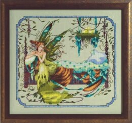Mirabilia MD156 Mooka Cross Stitch Chart - 2006230 -  Leaflet