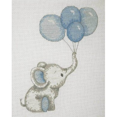 The Best Friends Collection - Sweet Balloons (blau/boy)