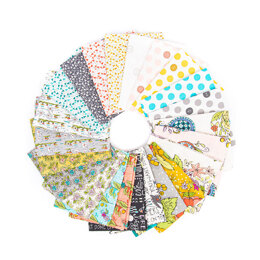 Windham Fabrics Bubbies Buttons & Blooms Fat Quarter Bundle