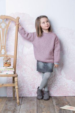 Nahomie Sweater in Phildar Beaugency - Downloadable PDF