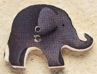 Mill Hill Button 43120 - Elephant