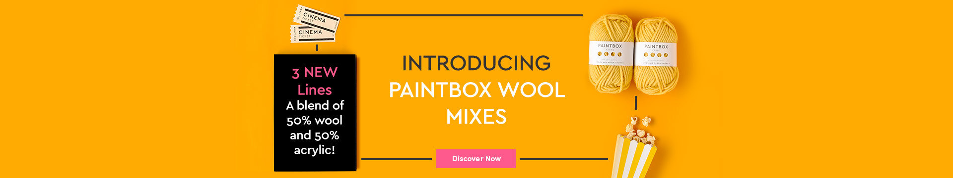 LC Marketing New Paintbox Wool Mix 2