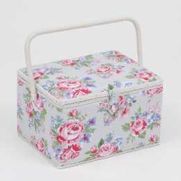 Groves Rose Collection Sewing Box (Large)