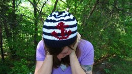 Nautical Anchor Hat