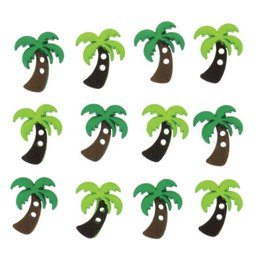 Dress It Up Sew Cute Palm Trees