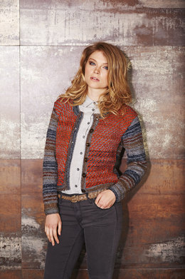 Cardigans in Stylecraft Life Vintage Look and DK - 9314