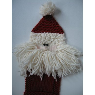 Santa Claus Card Holder