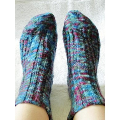Knitting Pattern Marker : DNA Marker Socks Knitting pattern by Christina Loman ...