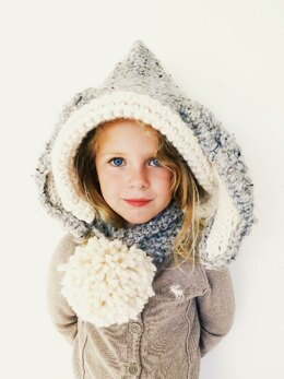 Briley the Bunny Hooded Scarf