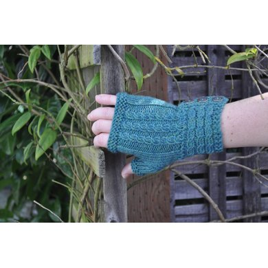 Rose Hill Mitts