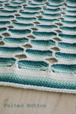 Candy Stick Blanket