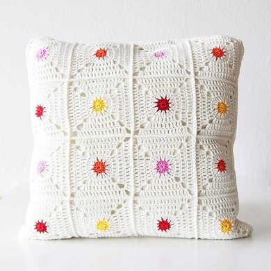 Hot spot pillow