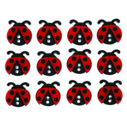 Sew Cute Ladybugs