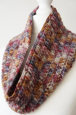 One Skein Cowl