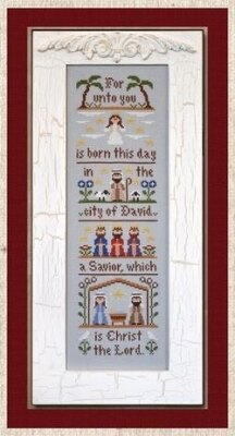 Country Cottage The Nativity - CCN92 -  Leaflet