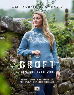 Shona Yoke Sweater in West Yorkshire Spinners The Croft DK - DBP0045 - Downloadable PDF