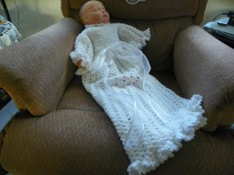 CUP29 Christening Gown