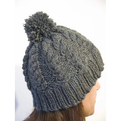 Superchunky Cabled Hat