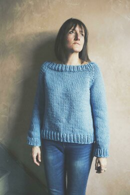 Super-Boxy Sweater