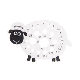 Hiya Hiya Sheep Needle Gauge
