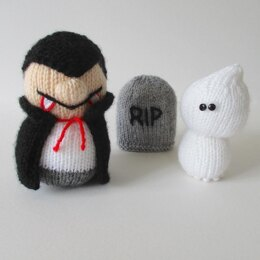 Dracula and Ghosty