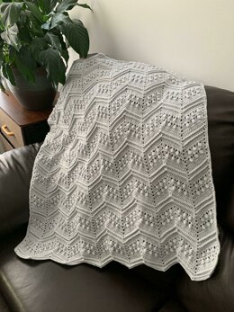 Rock The Baby baby blanket