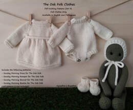 Clothes for The Oak Folk Set H