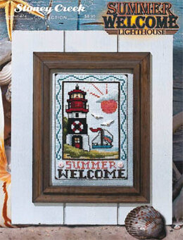 Stoney Creek Summer Welcome Lighthouse - SCL474 -  Leaflet