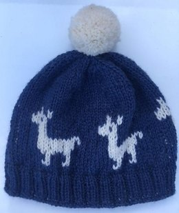 Child Alpaca Hat
