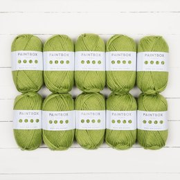 Paintbox Yarns Wool Mix Chunky 10er Sparset