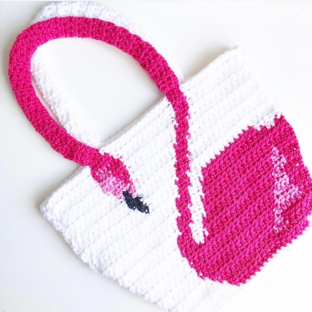 Frank Amp Olive Flamingo Bag Crochet Pattern By Frank Amp Olive