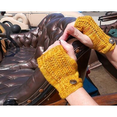 Route 66 Driving Mitts
