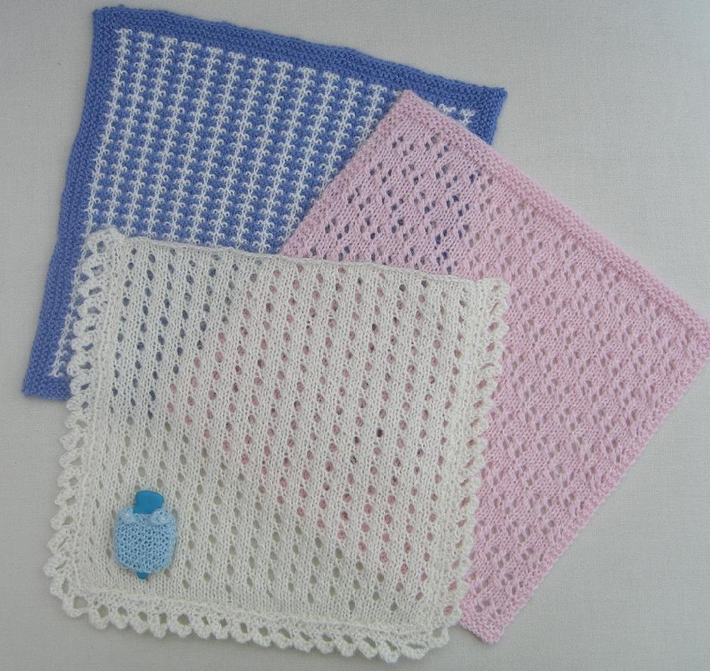 HMC5 Blankets for the dolls house Knitting pattern by ...