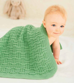 Blankets in Rico Baby Classic DK - 087