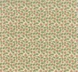 Moda Fabrics William Morris - Cream Floral Christ Church 1882