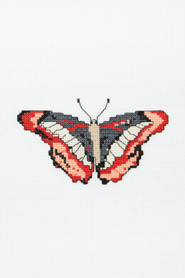 Butterfly Lana in DMC - PAT0083 - Downloadable PDF