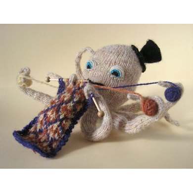 The Knitting Octopus