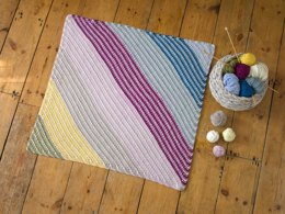 'Love in Every Stitch' blanket