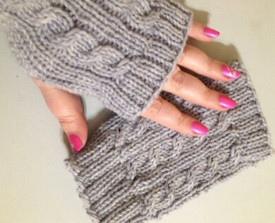 Easy Cable Mitts