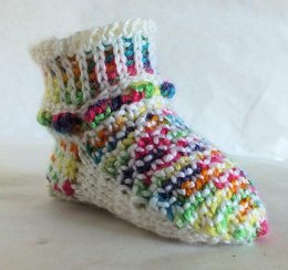 Rainbow Sprinkles Socks