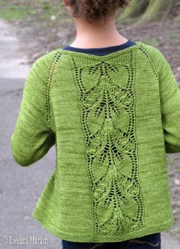 Leaf Lace Cardigan (kids)