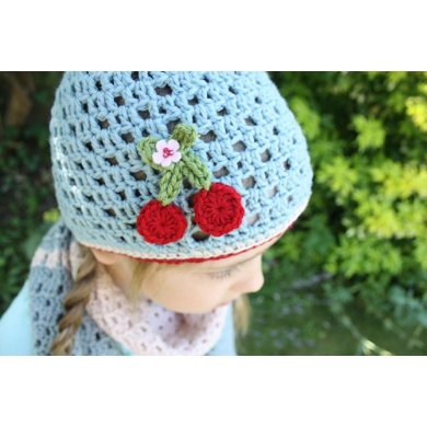 Cherry Topper Crochet Pattern By Sandra Paul Crochet Patterns