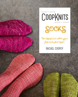 Coop Knits Socks by Rachel Coopey
