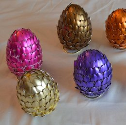 Dragon Scale Eggs