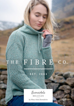 Millican Sweater in The Fibre Co. Lore - Downloadable PDF