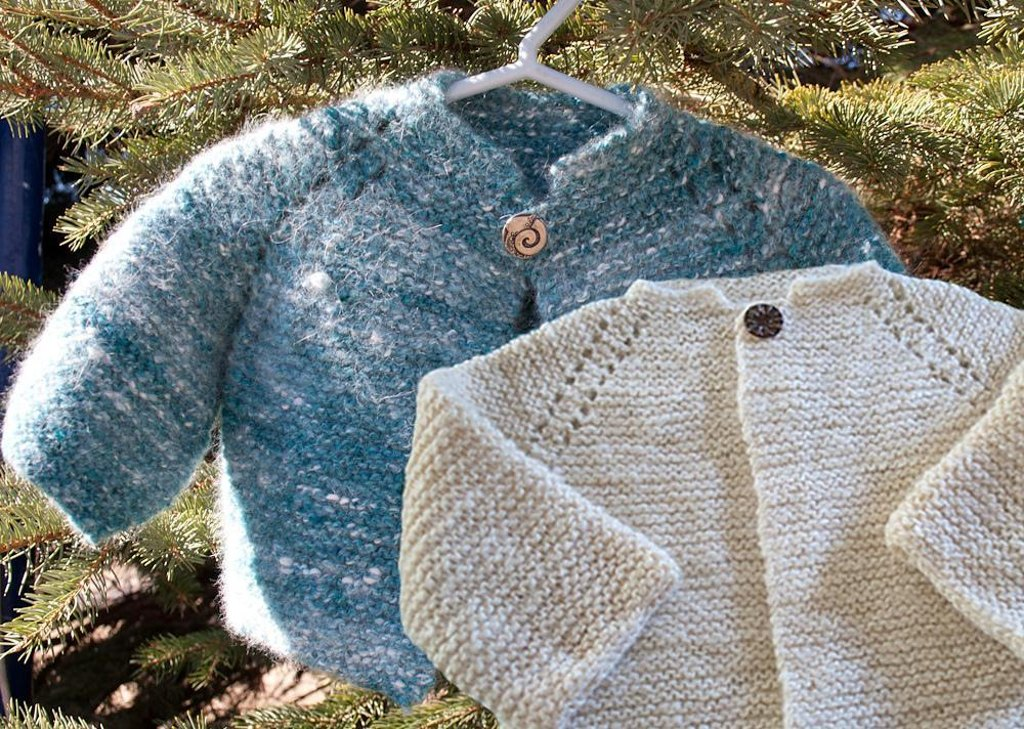 Free Baby Sweater Knitting Patterns | LoveKnitting