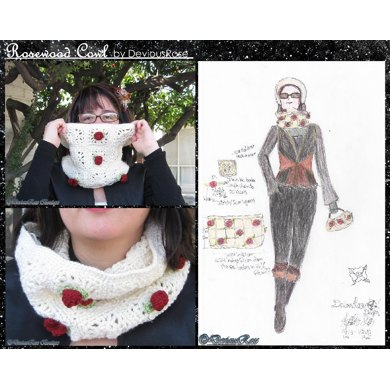 Rosewood Cowl