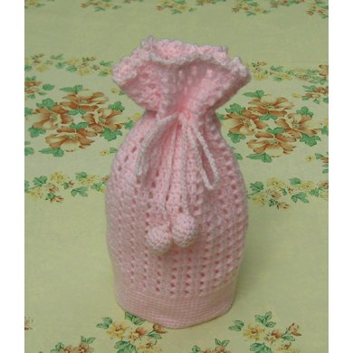 Free Gift Bag Crochet Pattern